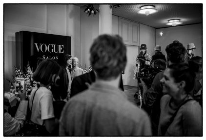 VOGUE SALOON // SS18 BFW