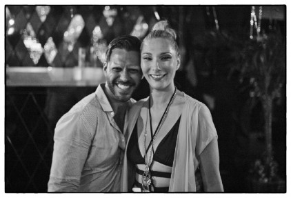 Jules Kim & Lorenzo Martone of NYCKED  // MB Swim Fashionweek Miami 2011